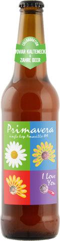 Kaltenecker / Zahre Beer Primavera IPA 14� single hop Amarillo