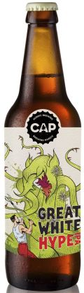 CAP Great White Hype IPA - India Pale Ale (IPA)