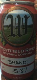 Westfield River Strawberry Shandy