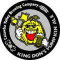 Catawba King Don's Pumpkin Ale