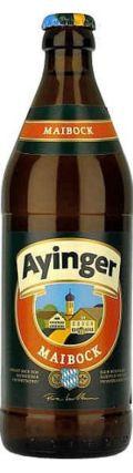 Ayinger Maibock - Heller Bock