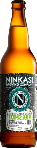 Ninkasi Single Hop Series - HBC 366