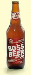 BOSS Beer Mocny (Mocne) - Imperial Pils/Strong Pale Lager
