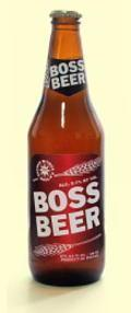 BOSS Beer 8.1% - Imperial Pils/Strong Pale Lager