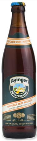 Ayinger Oktober Fest-M�rzen