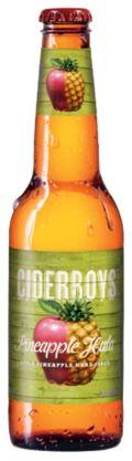 Ciderboys Pineapple Hula Cider