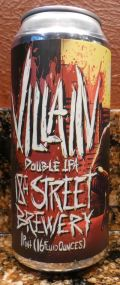 18th Street Villain - Imperial IPA