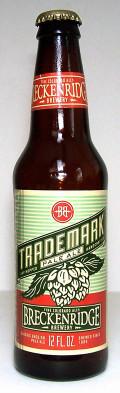 Breckenridge Trademark Pale Ale