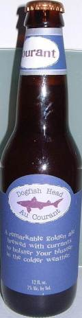 Dogfish Head Au Courant - Fruit Beer