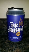 Grey Sail Pour Judgement IPA