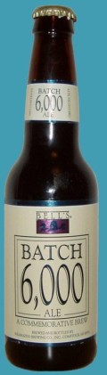 Bells Batch  6000 Ale