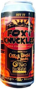 Oskar Blues Foxy Knuckles