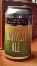 Olivers Harvest Ale