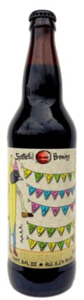 Spiteful God Damn Chocolate Banana Pigeon Porter