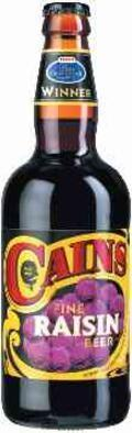 Cains Fine Raisin Beer (Bottle)