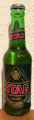Stag Lager Beer (Grenada)