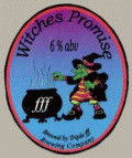 Triple fff Witches Promise - English Strong Ale