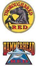 Hops Hammerhead Red/Thoroughbred Red