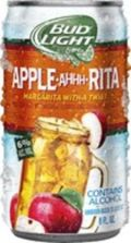 Bud Light Lime Apple-Ahhh-Rita (6%) - Fruit Beer