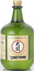 Ozeki (Champion) Sake