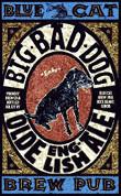 Blue Cat Big Bad Dog Olde English Ale