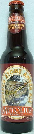 Metolius Golden Stone Amber Ale - Amber Ale