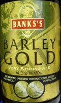 Banks�s Barley Gold