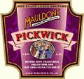 Mauldons Pickwick  - Bitter