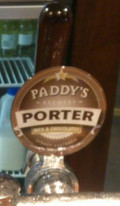 Paddys Chocolate Porter