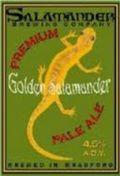 Salamander Golden Salamander