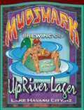 Mudshark Up River Lager