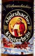 Alpirsbacher Klosterbr�u Weihnachtsbier