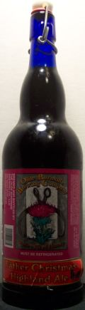 Olde Burnside Father Christmas Highland Ale