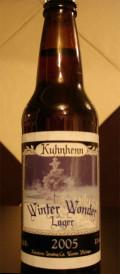 Kuhnhenn Winter Wonder - Doppelbock
