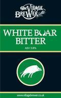 Village Brewer White Boar Bitter (Cask)