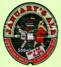 Harviestoun Januarys Ale