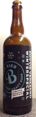 Bax Bier Kovvie Verkeerd Winterspecial