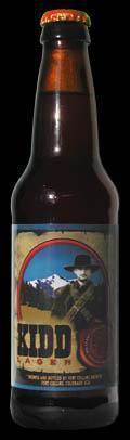 Fort Collins Kidd Black Lager (Schwarzbier)