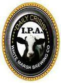 White Marsh Daily Crisis IPA