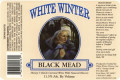 White Winter Black Mead - Mead