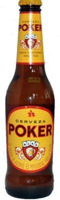 Poker Cerveza - Pale Lager
