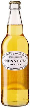 Henney�s Frome Valley Herefordshire Dry Cider (Bottle)