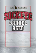 Sockeye Barrel Aged Peach Creek Tripel