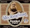 Dachsenfranz Dunkel Original - Dunkel/Tmav�