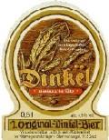 Apostelbr�u Original Dinkel Bier