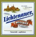 Hauff-Br�u Lichtenauer Weissbier