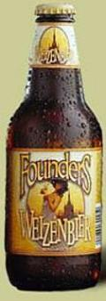 Founders Weizenbier - Wheat Ale