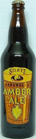 Siletz Arrowhead Amber Ale