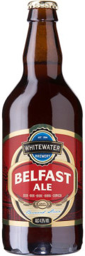 Whitewater Belfast Ale