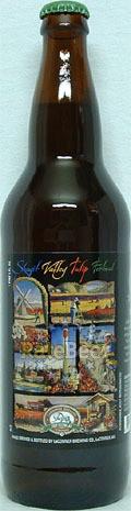 LaConner Tulip Festival Ale 2004